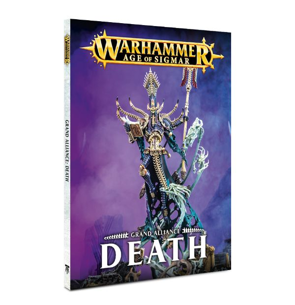 Warhammer Age Of Sigmar Grand Alliance: Death