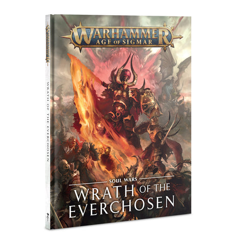 Warhammer Age of Sigmar Battletome: Wrath of the Everchosen
