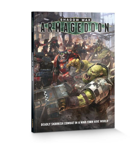 Shadow War: Armageddon Rules Book