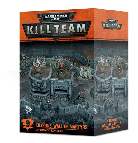 KIll Team Killzone: Wall of Martyrs Environment Expansion