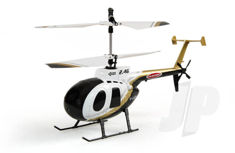 Mini Scale 2.4GHz 4ch RTF Heli (M2)