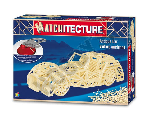 Matchitecture Antique Car