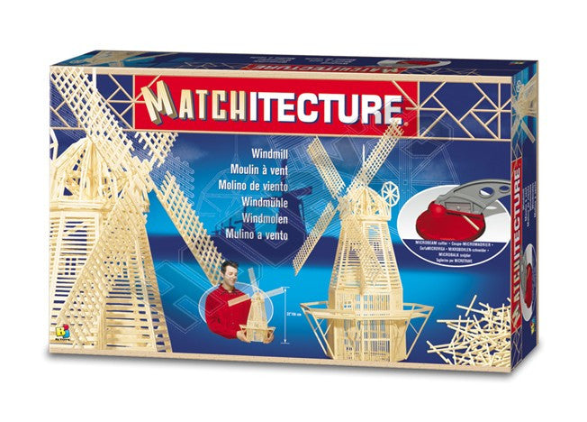 Matchitecture Windmill