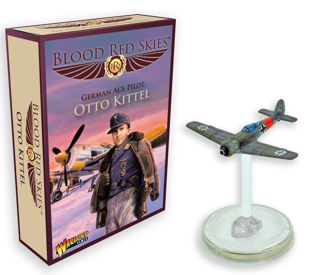 Blood Red Skies FW190 Ace: Otto Kittel
