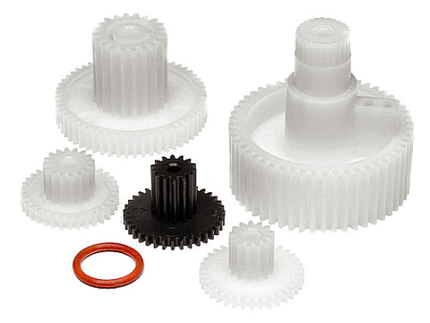 HPI  # 80573 - SERVO GEAR SET (SFL-10)