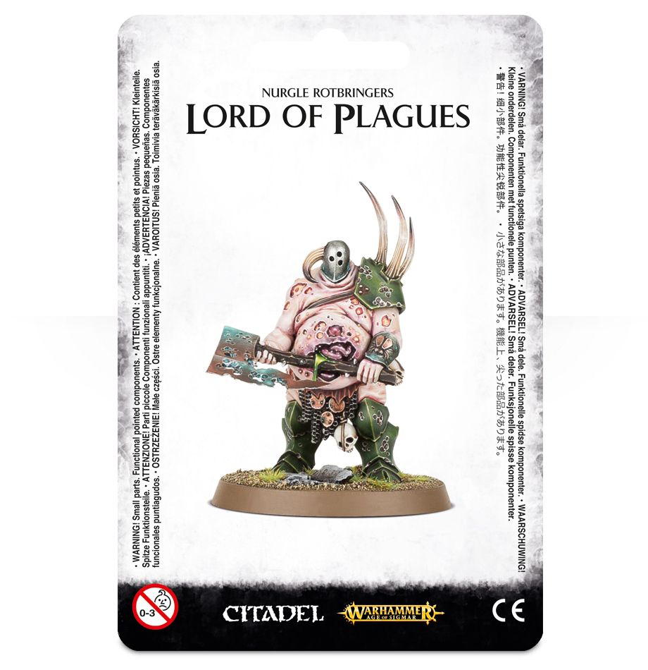Warhammer Age Of Sigmar Lord Of Plagues