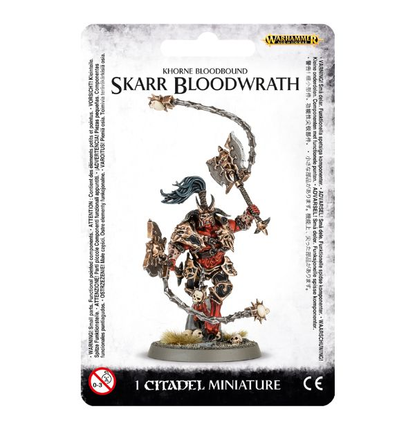Warhammer Age Of Sigmar Skarr Bloodwrath
