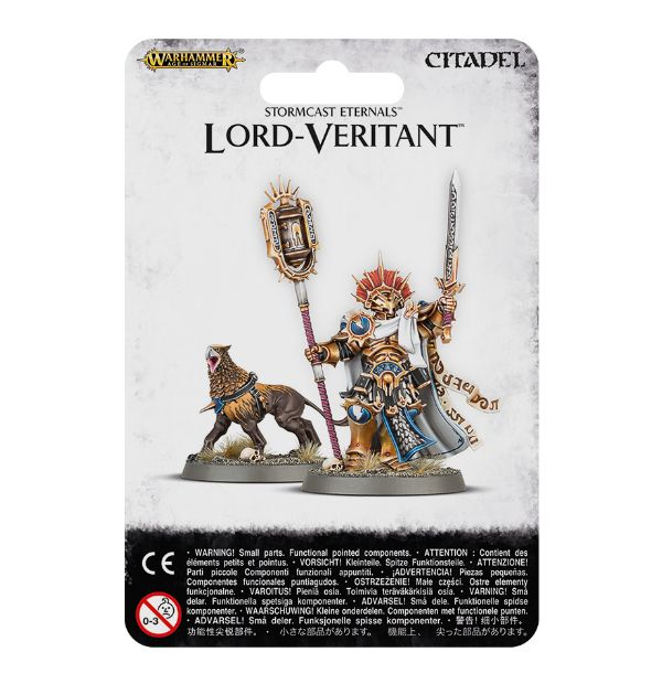 Warhammer Age Of Sigmar Lord-Veritant