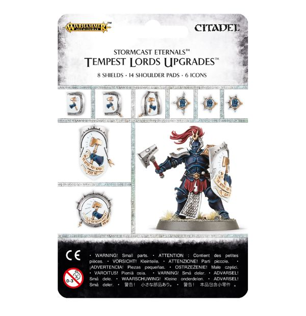 Warhammer Age of Sigmar Stormcast Eternals Tempest Lords Upgrades