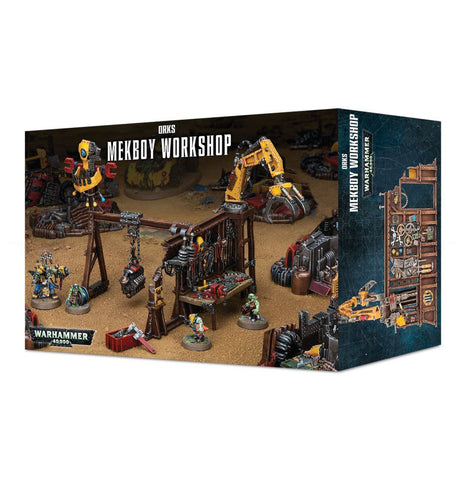 Warhammer 40K Mekboy Workshop