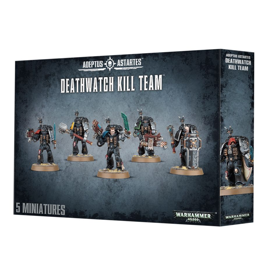 Warhammer 40K Deathwatch Kill Team