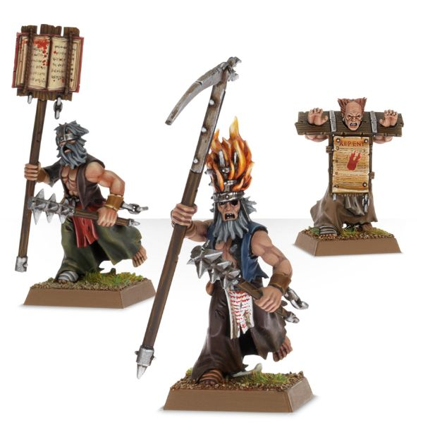 Warhammer Age Of Sigmar Flagellants