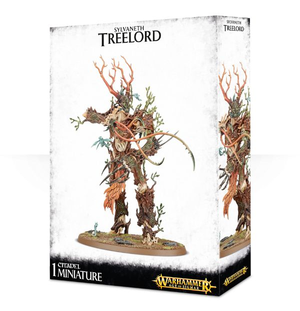 Warhammer Age of Sigmar Spirit of Durthu / Treelord / Treelord Ancient