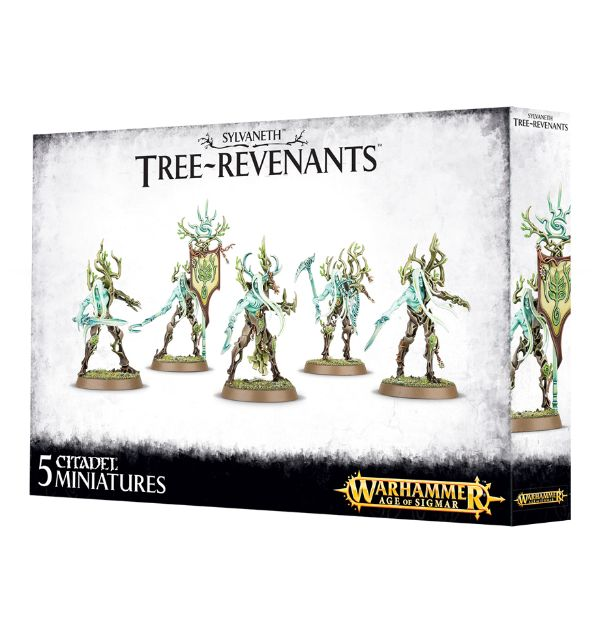 Warhammer Age of Sigmar Spite-Revenants / Tree-Revenants