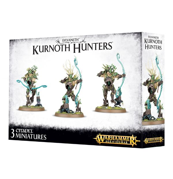 Warhammer Age Of Sigmar Kurnoth Hunters