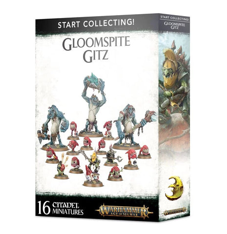 Warhammer Age Of Sigmar Start Collecting! Gloomspite Gitz