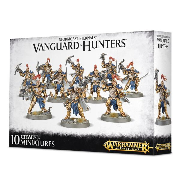 Warhammer Age Of Sigmar Vanguard-Hunters