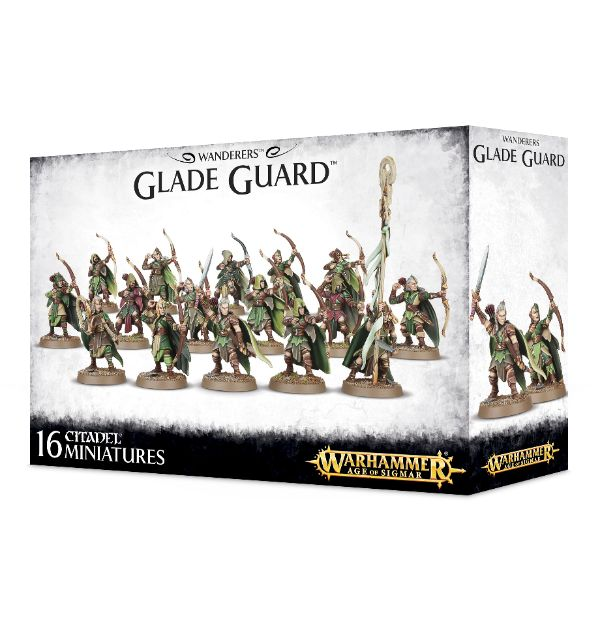 Warhammer Age Of Sigmar Glade Guard