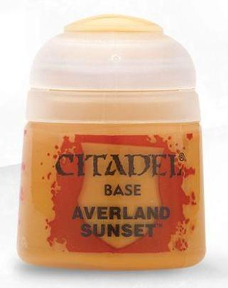 Citadel Paints - Averland Sunset