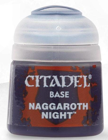 Citadel Paints - Naggaroth Night
