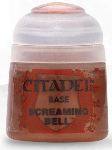 Citadel Paints - Screaming Bell
