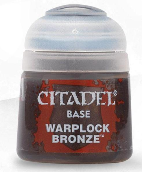 Citadel Paints - Warplock Bronze