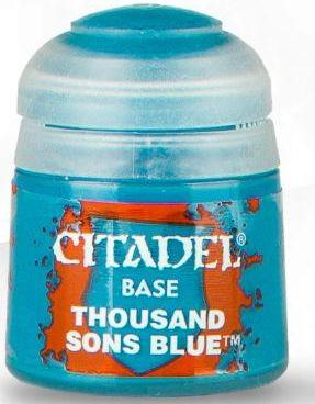 Citadel Paints - Thousand Sons Blue