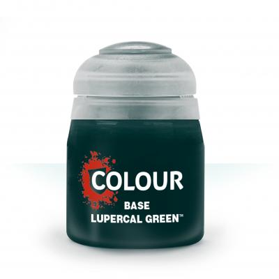 Citadel Colour Base Paints - Lupercal Green