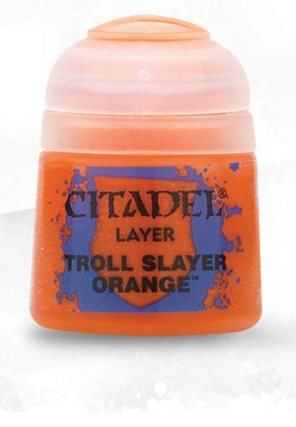 Citadel Paints - Troll Slayer Orange