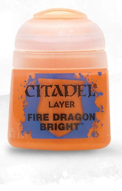 Citadel Paints - Fire Dragon Bright