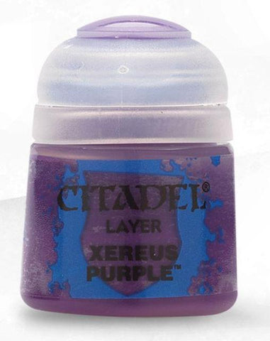Citadel Paints - Xereus Purple