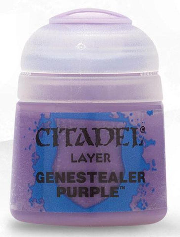 Citadel Paints - Genestealer Purple