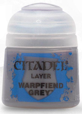 Citadel Paints - Warpfiend Grey