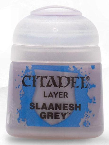 Citadel Paints - Slaanesh Grey