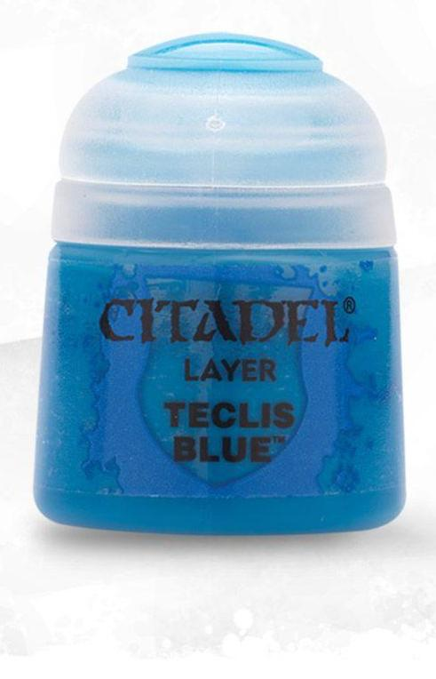 Citadel Paints - Teclis Blue