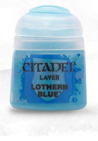 Citadel Paints - Lothern Blue