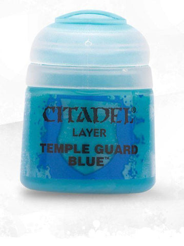 Citadel Paints - Temple Guard Blue
