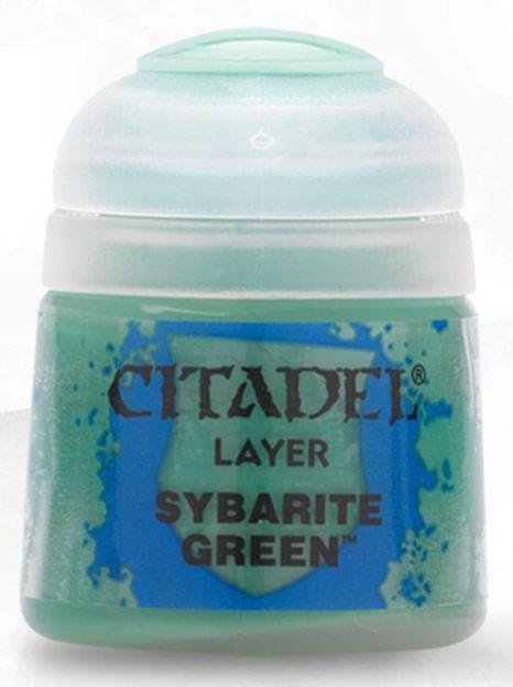 Citadel Paints - Sybarite Green