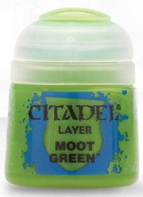 Citadel Paints - Moot Green