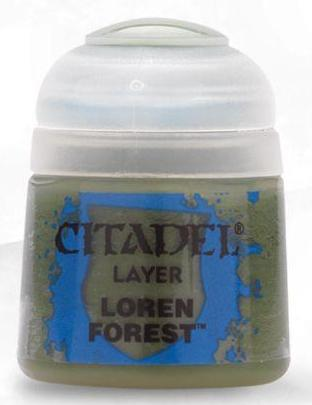 Citadel Paints - Loren Forest