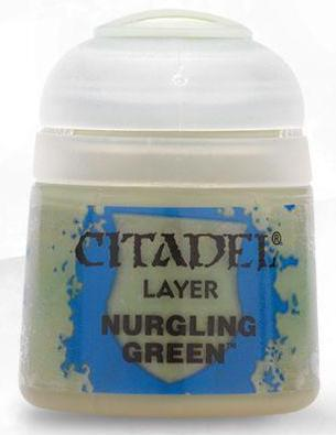 Citadel Paints - Nurgling Green