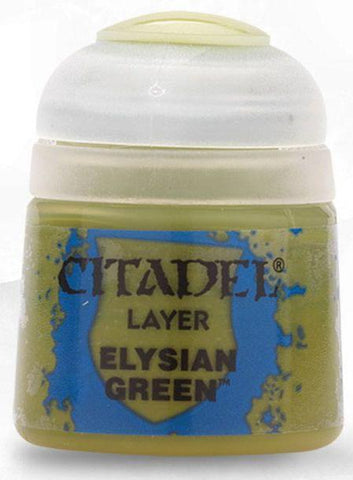Citadel Paints - Elysian Green