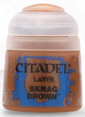 Citadel Paints - Skrag Brown