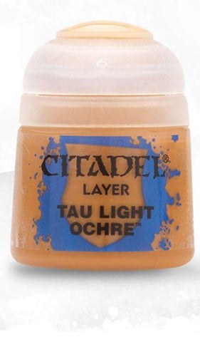 Citadel Paints - Tau Light Ochre