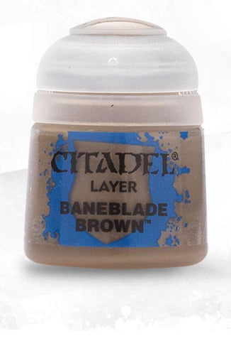 Citadel Paints - Baneblade Brown