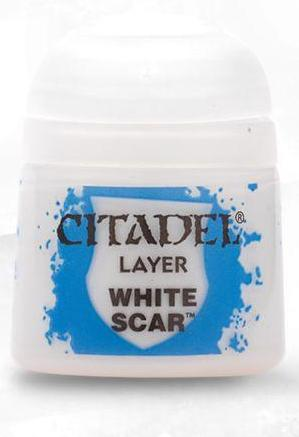 Citadel Paints - White Scar