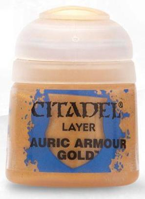 Citadel Paints - Auric Armour Gold