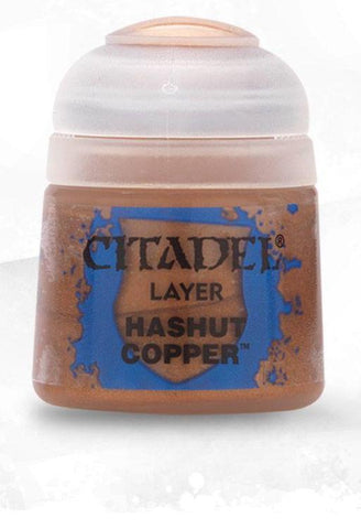 Citadel Paints - Hashut Copper