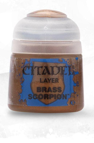Citadel Paints - Brass Scorpion