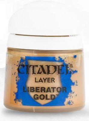 Citadel Paints - Liberator Gold
